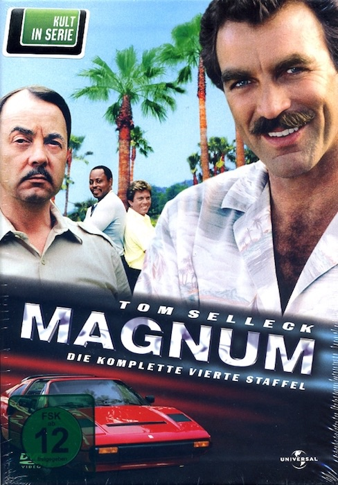 Magnum. 4. Staffel - 6 DVDs, 2006 - TV-Serie