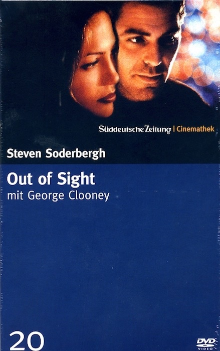 Out of Sight. DVD - Kriminalfilm