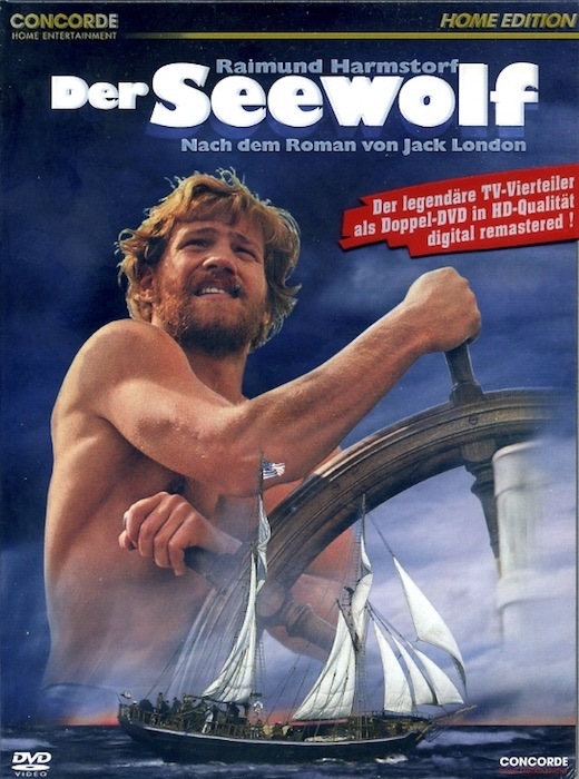 Der Seewolf. 2 DVDs - Digitel Remastered. 2004 - TV-Serie