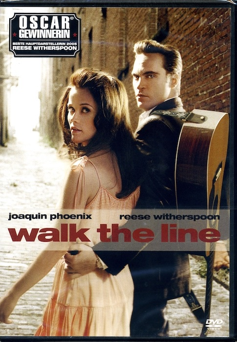 Walk The Line. DVD - 2005 - Musikfilm