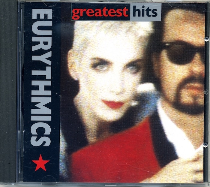 Eurythmics: Greatest Hits. Audio-CD - 1991